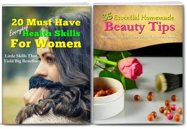 womens health and beauty tips plr