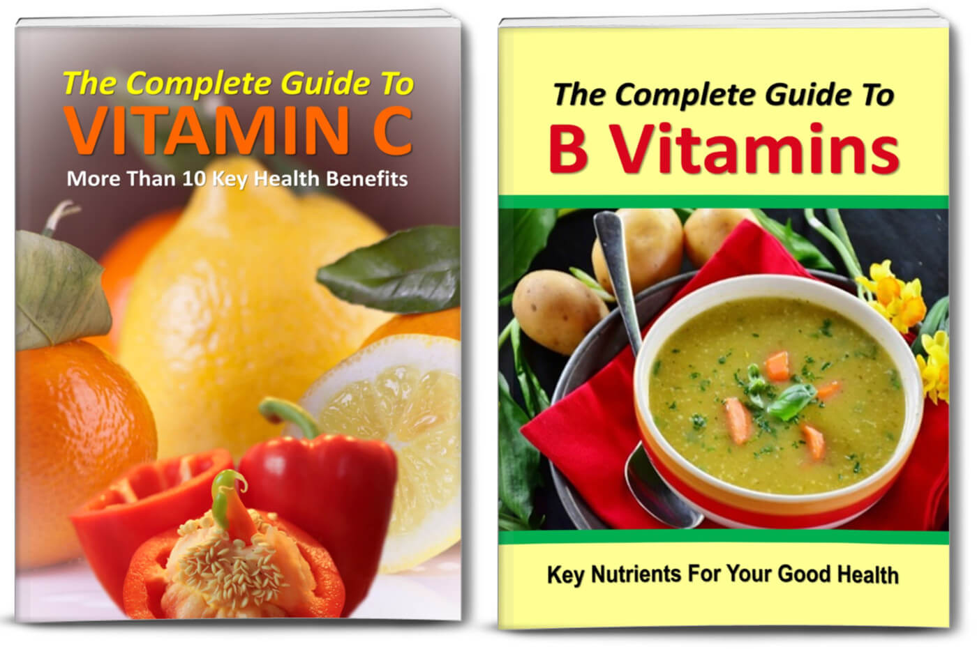 Vitamins And Healthy Diet PLR
