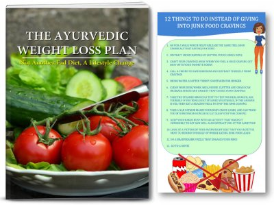 Ayurvedic Weight Loss/Belly Fat PLR