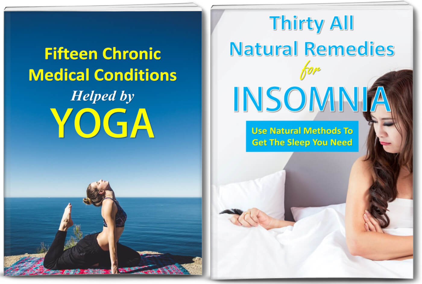 Insomnia and Yoga For Health PLR