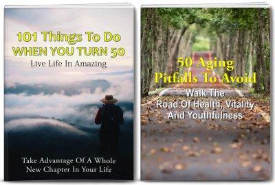 Healthy Aging/Aging Pitfalls PLR