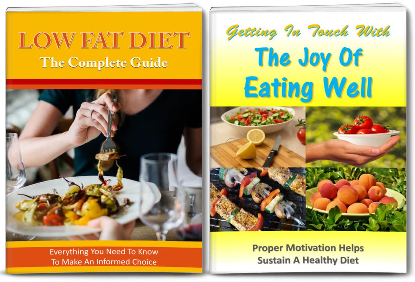 low-fat-diet- healthy eat PLR