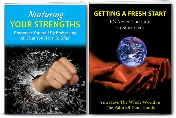 Nurture Strengths Self-Help PLR