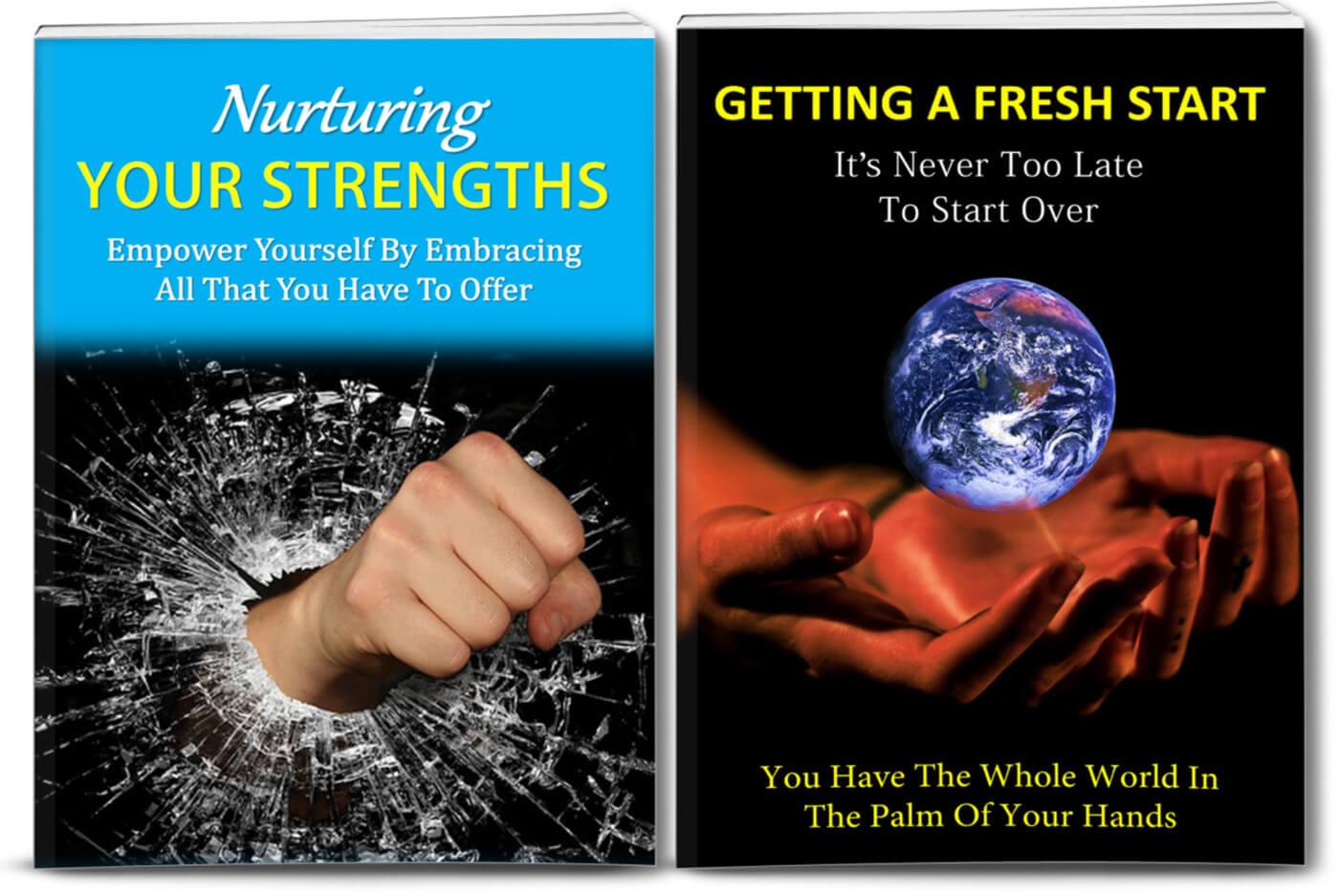 Nurture Strengths Self-Help PLR