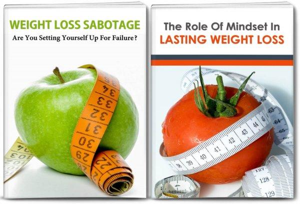 Sabotage Mindset For Weight Loss PLR