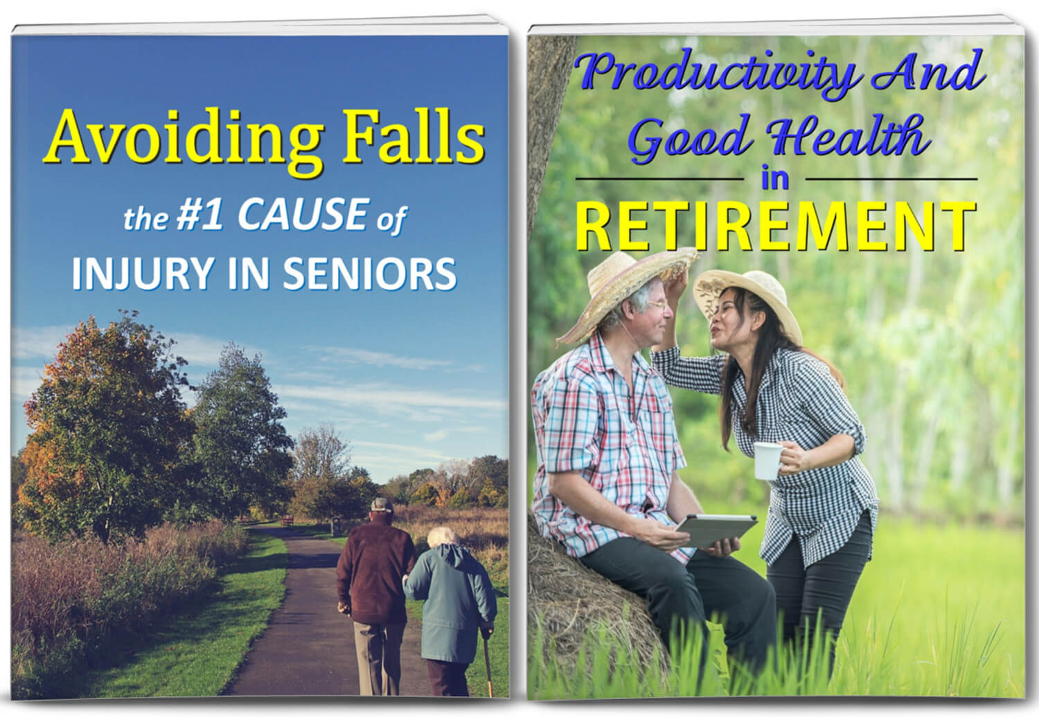 senior health plr
