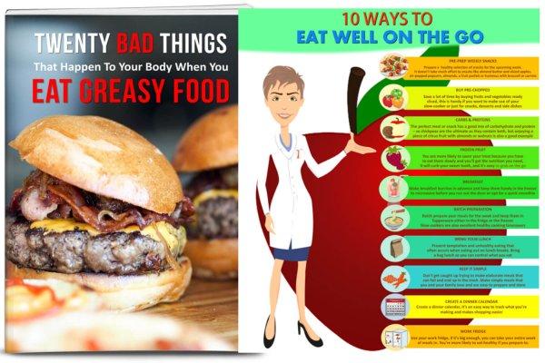 Healthy Diet PLR