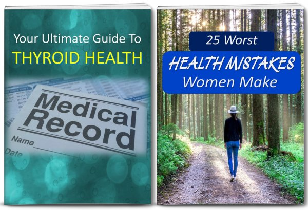Thyroid and Womens Health PLR