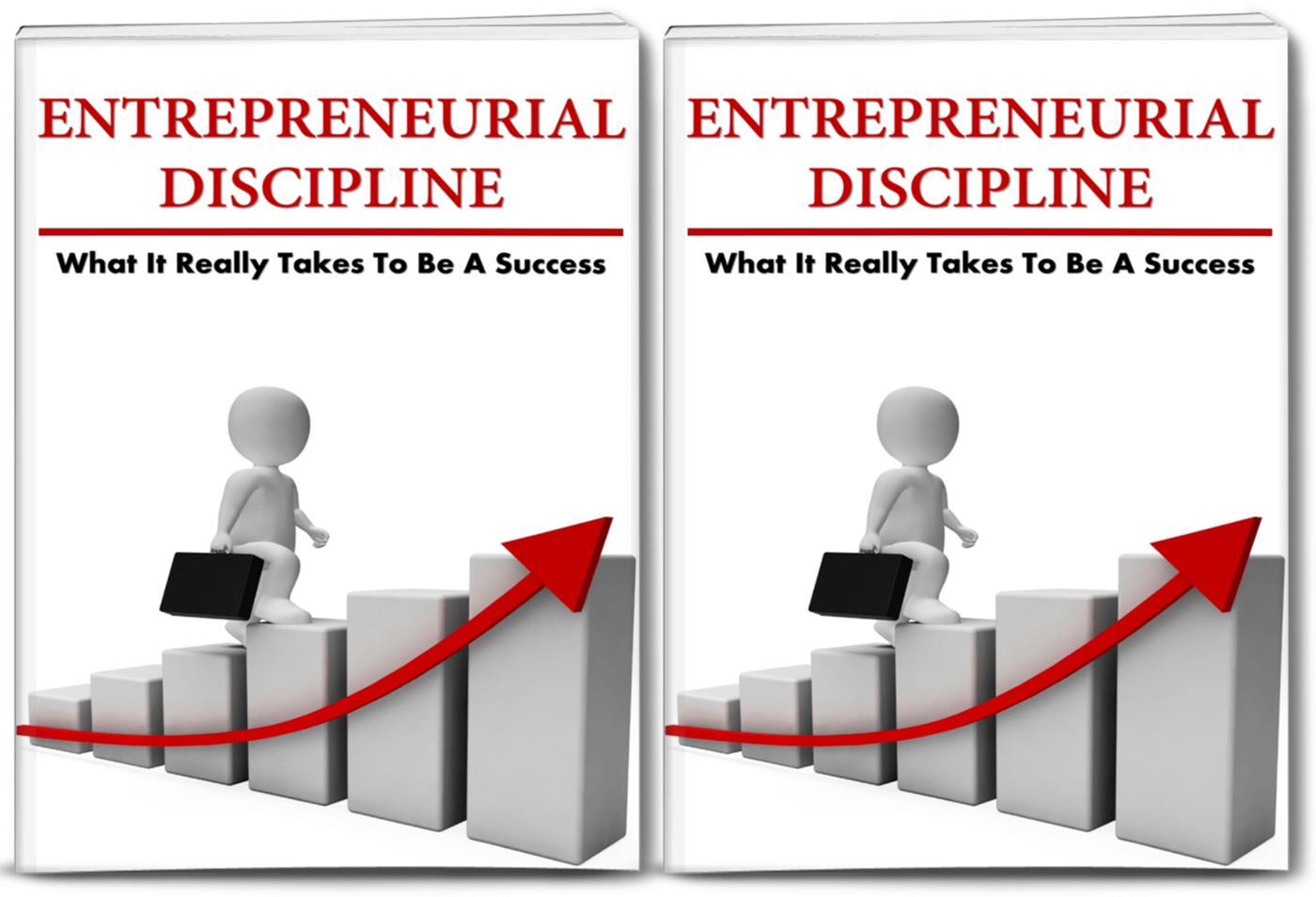 Entrepreneurial discipline PLR