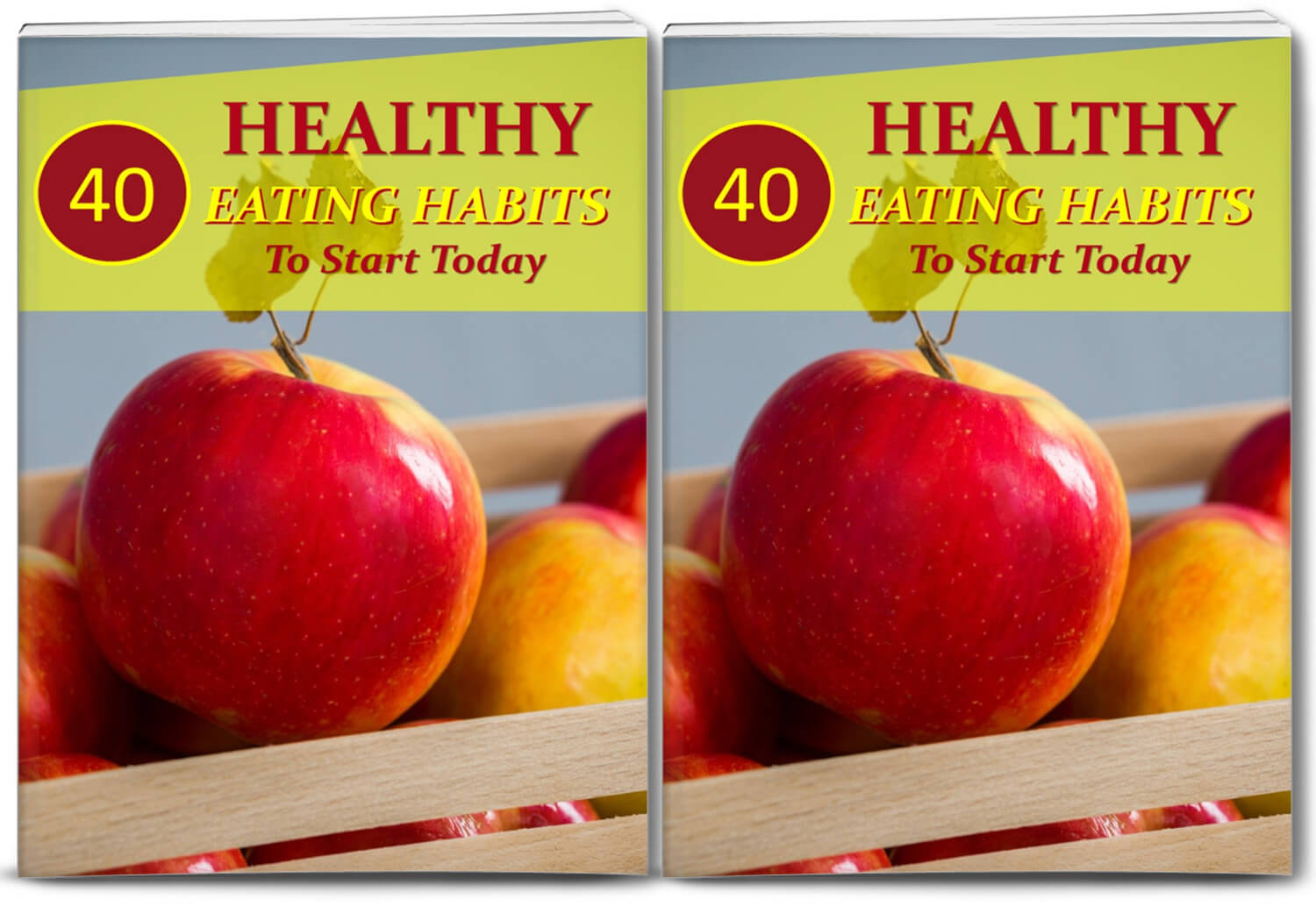 Healthy Eating Habits PLR