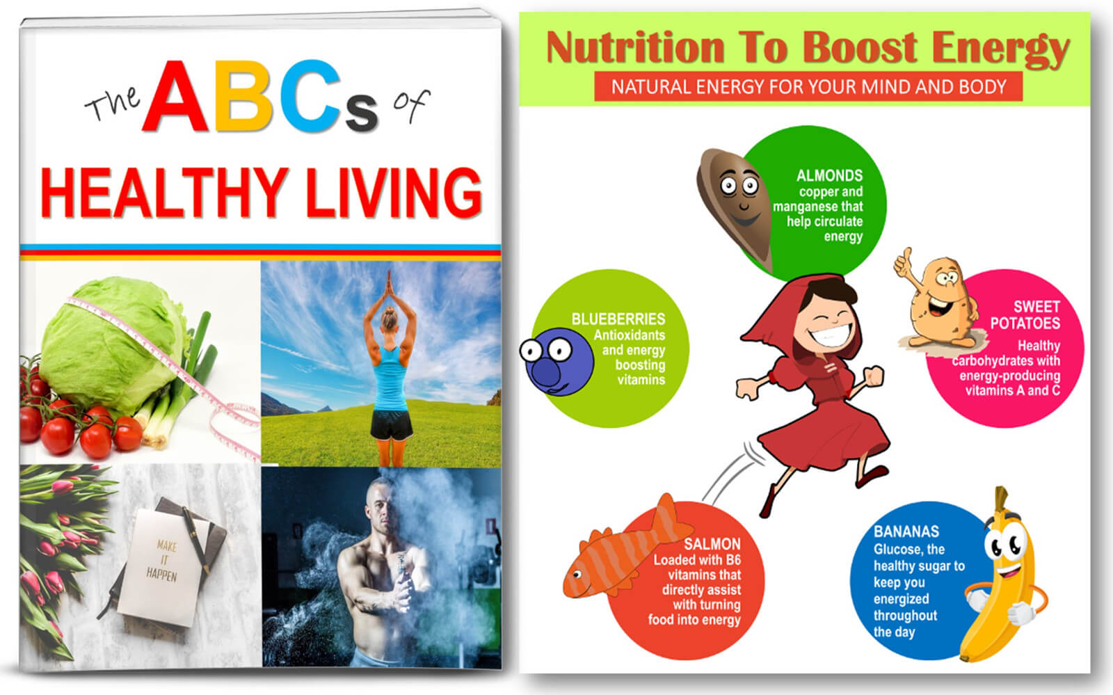 Healthy Living PLR