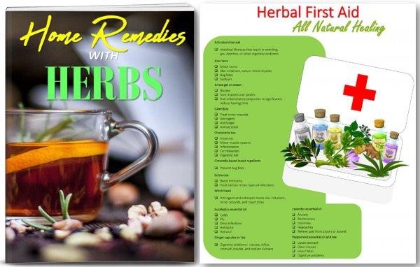 herbal remedies plr