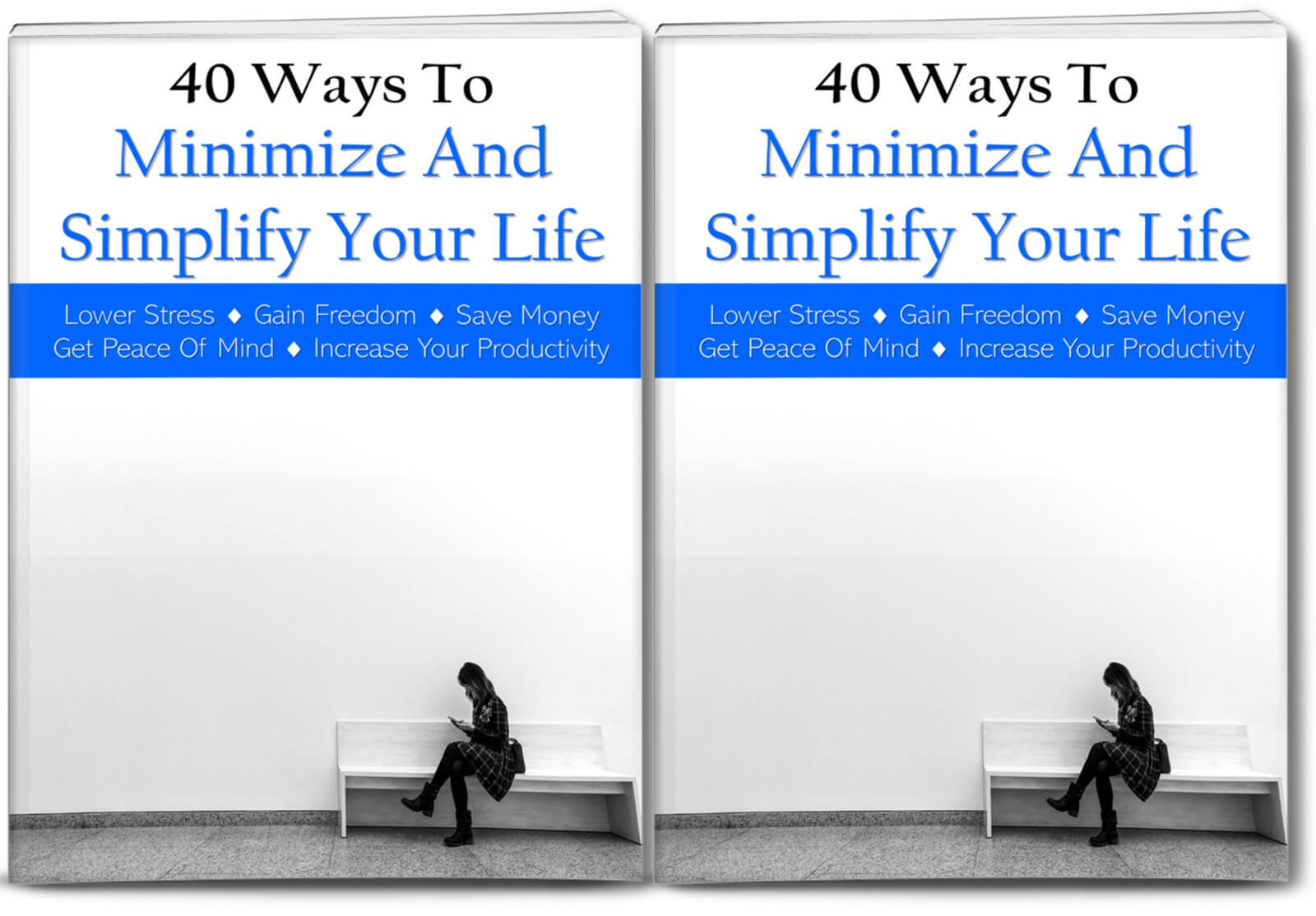minimize your life plr