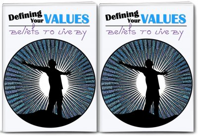 define your values plr