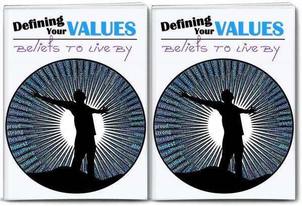 define your values plr