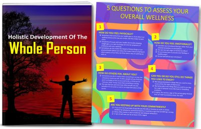 Whole Person Wellness PLR