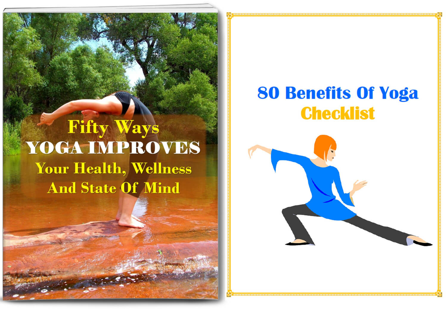 Yoga For Health PLR