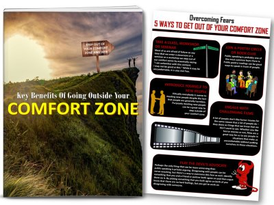 comfort zone plr