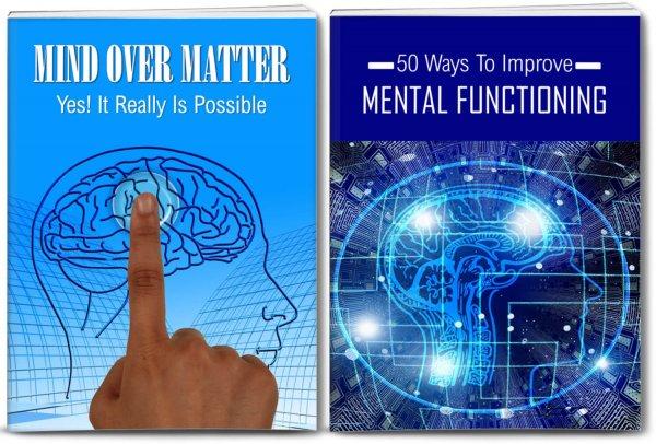 mental health and wellness PLR