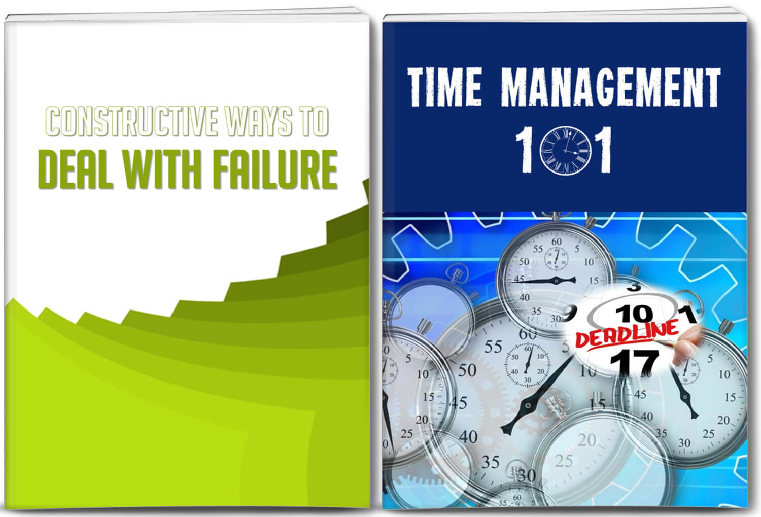 time management and failure PLR