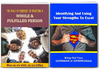 Purpose and Strengths PLR
