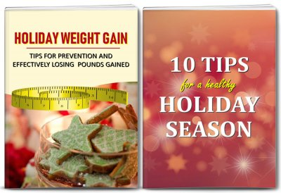 holiday health weight manage plr