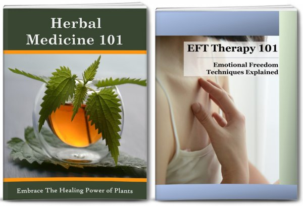 Herbal Medicine and EFT PLR