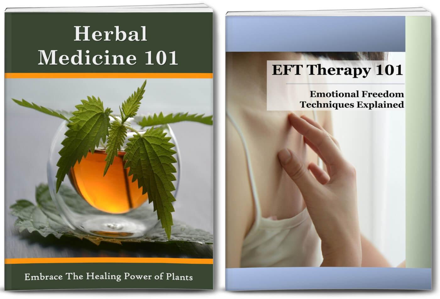 Herbal Medicine and EFT PLR
