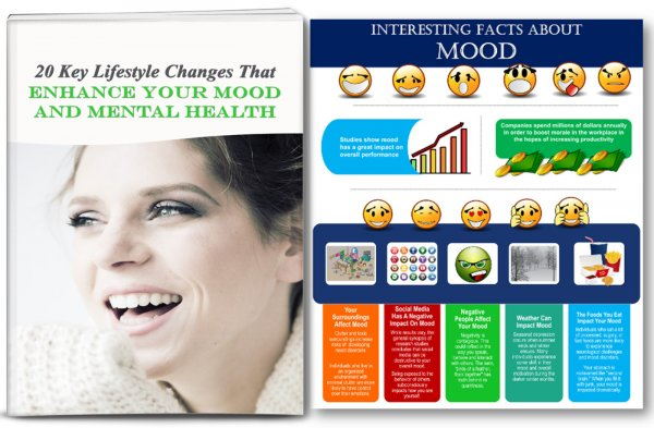improve mood PLR