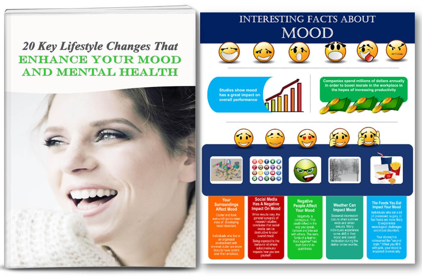 improve mood PLR