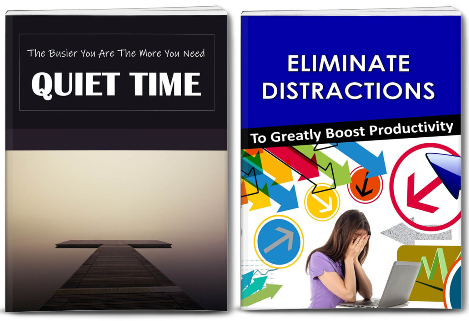 Productivity and Eliminating Distractions PLR
