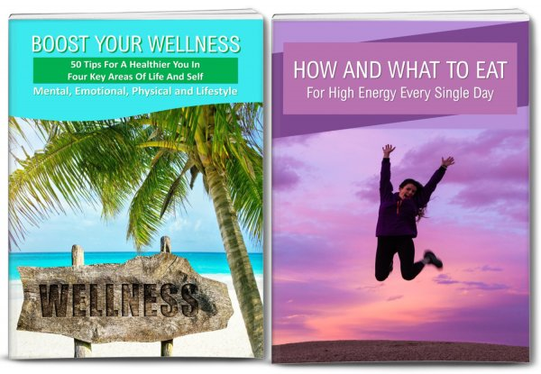 wellness PLR