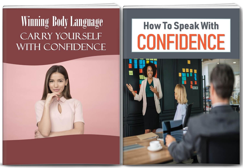Confidence Body Language/Speak With Confidence PLR