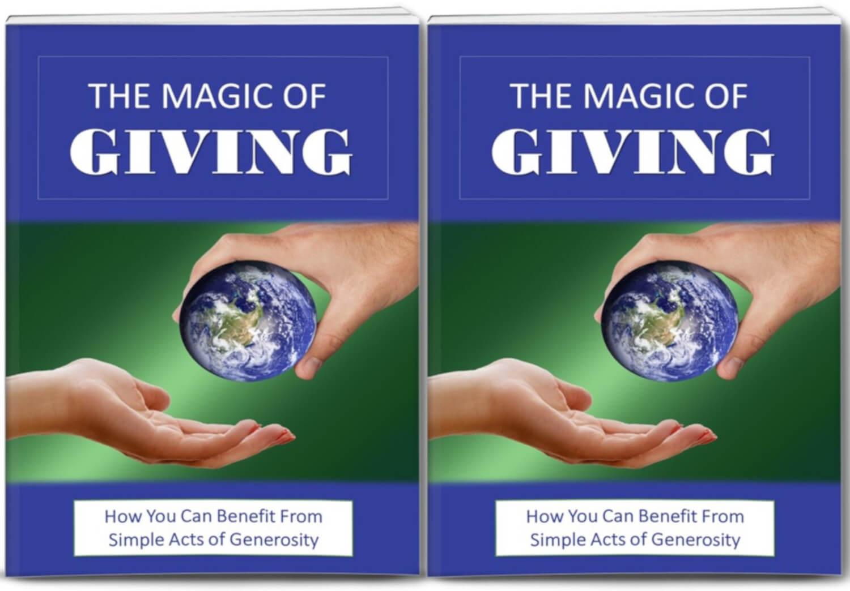 giving plr