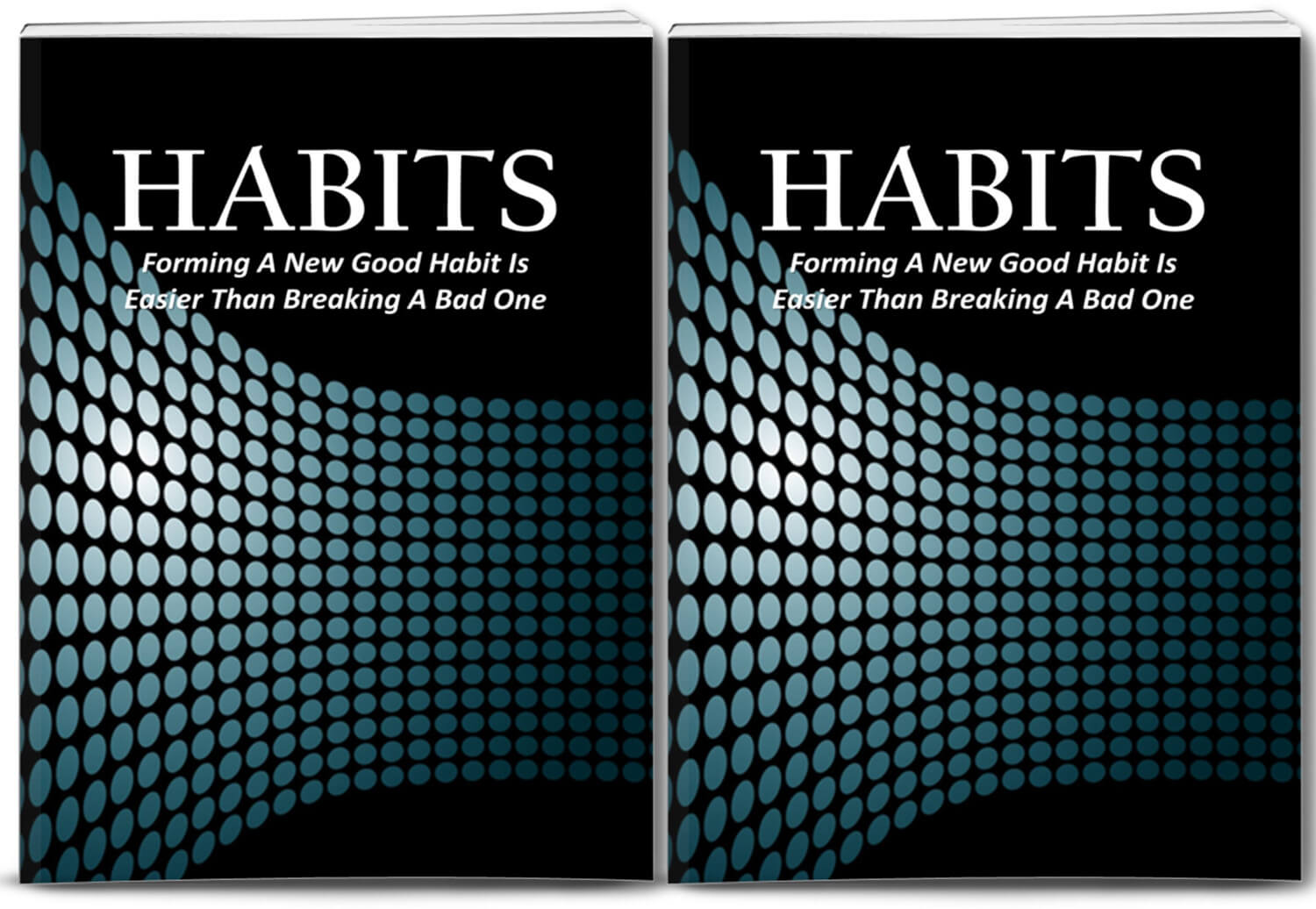 breaking bad habits plr