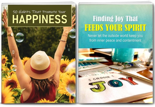 Happiness, Joy Of Spirit PLR