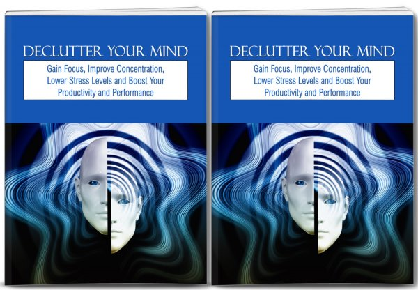 declutter your mind plr