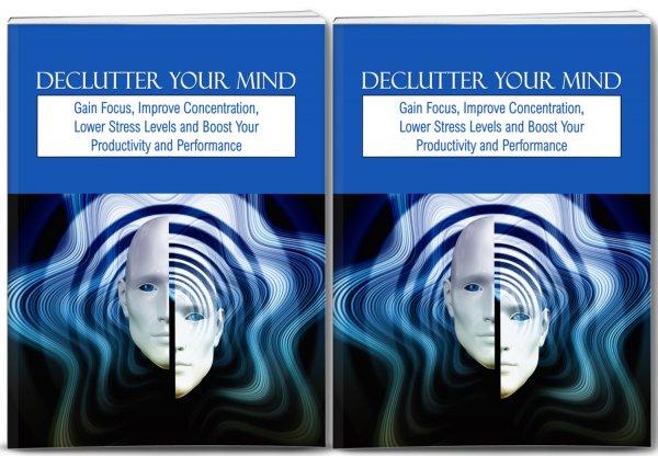 declutter your mind plr