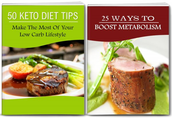 Keto Diet and Metabolism PLR