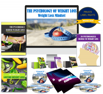 Psychology Of weight Loss: Weight Loss Mindset