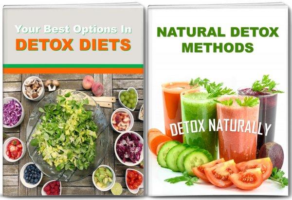 Natural Detox PLR
