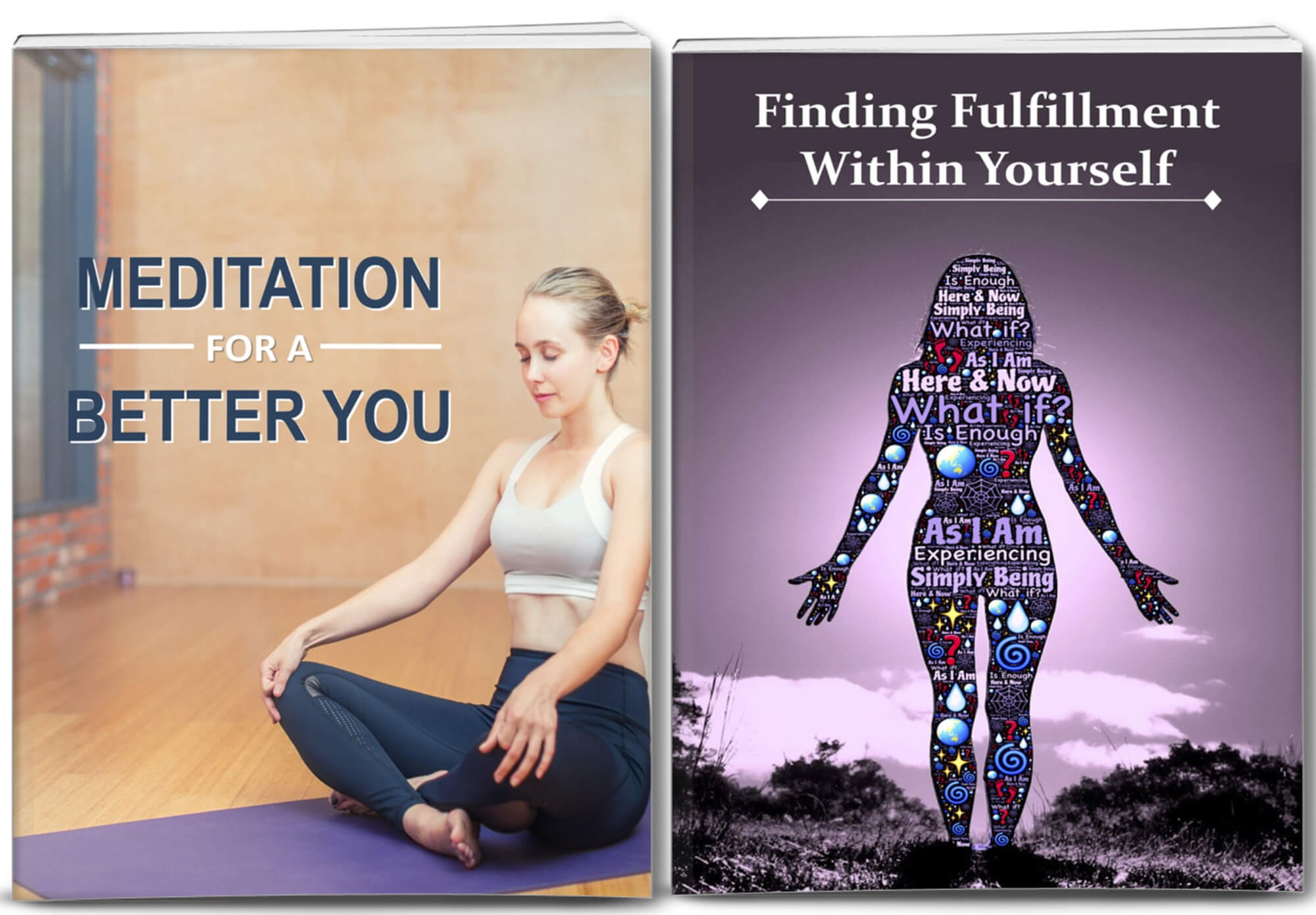 fulfillment and meditation plr