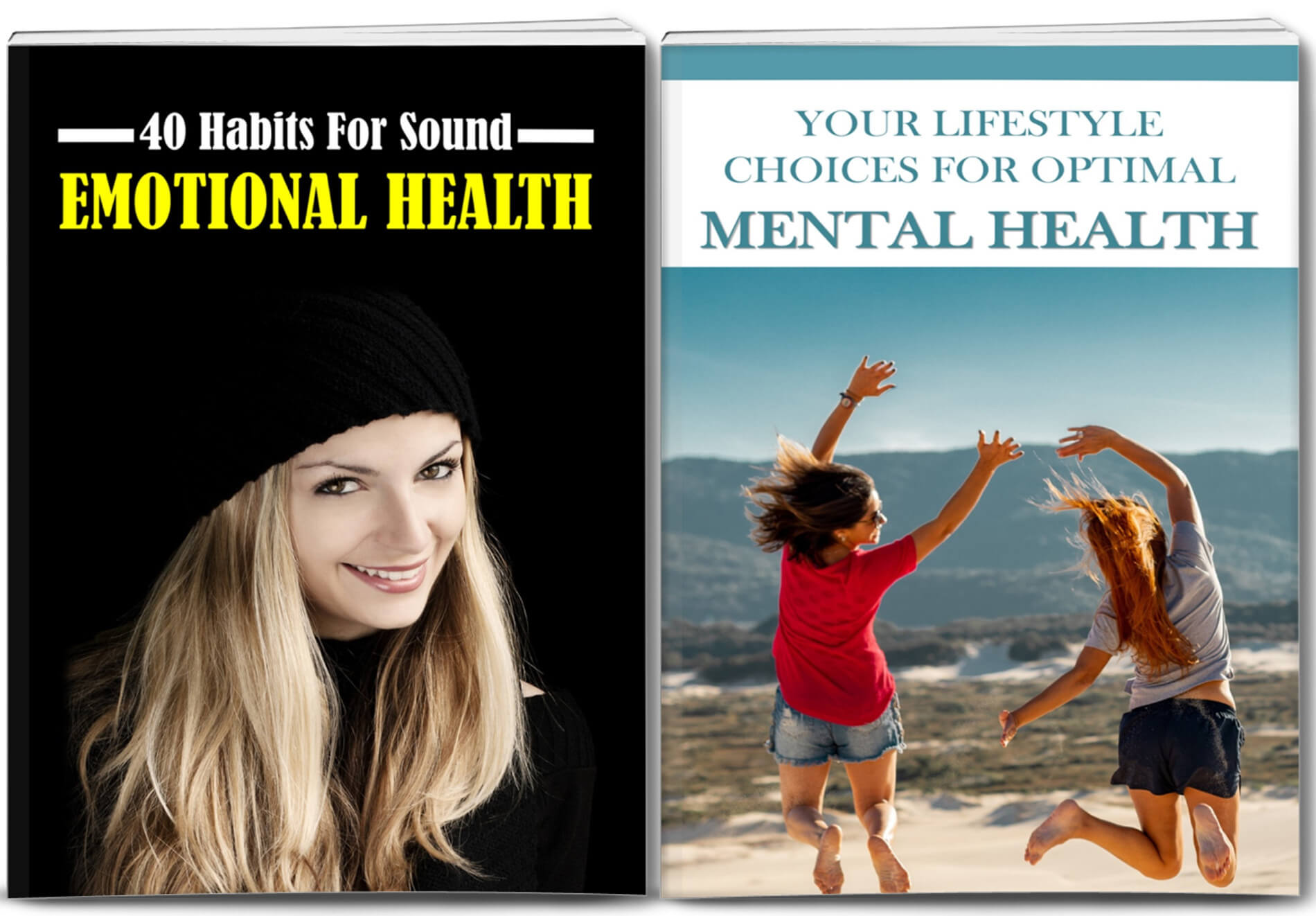 Emotional Health and Mental Health Content PLR Rights