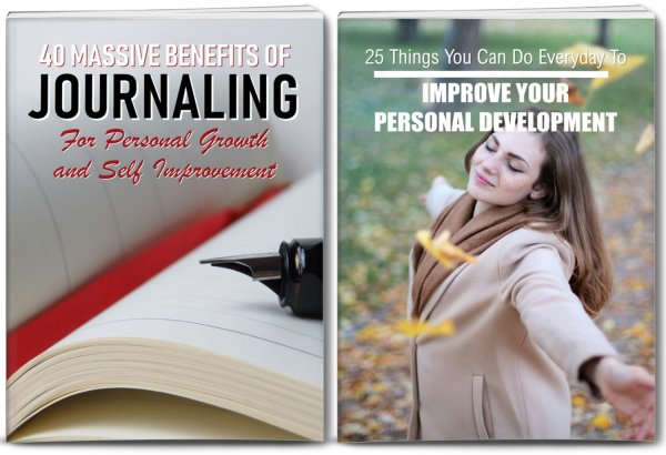 journaling and personal development plr