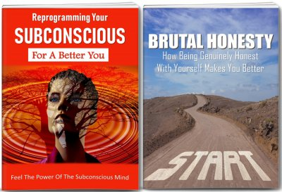 subconscious and brutal honesty self help plr