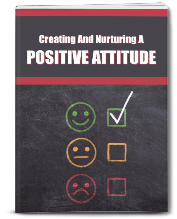 Positive Thinking and Attitude PLR