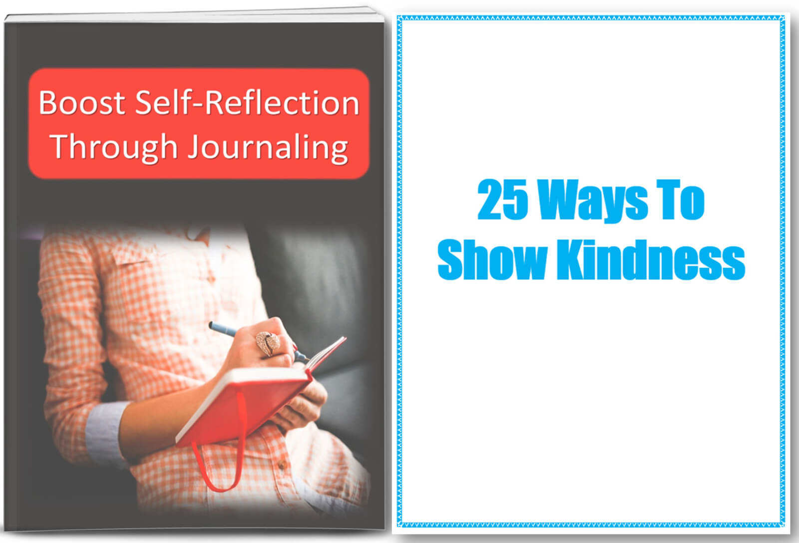 journaling benefits and kindness private label rights