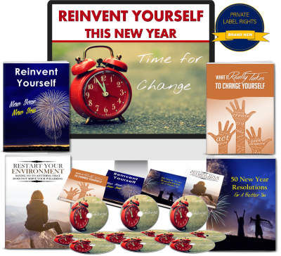 Reinvent Yourself PLR