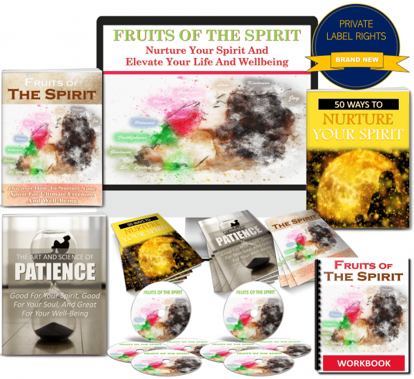 Fruits Of The Spirit PLR