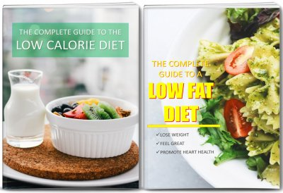 Low Calorie Diet Report, Low Fat Diet Report and 10 Diet Articles with Full PLR Rights